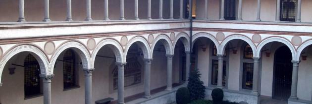 Galleria Santa Marta provincia di bergamo lombardia italia foto