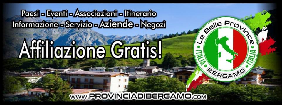 Paesi di Bergamo Italia