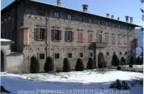 Palazzo Fogaccia di Clusone Valle Seriana Bergamo