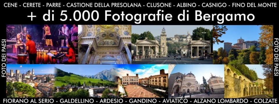 Fotografie di Bergamo e citta