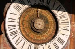 Orologio di Clusone Valle Seriana Bergamo